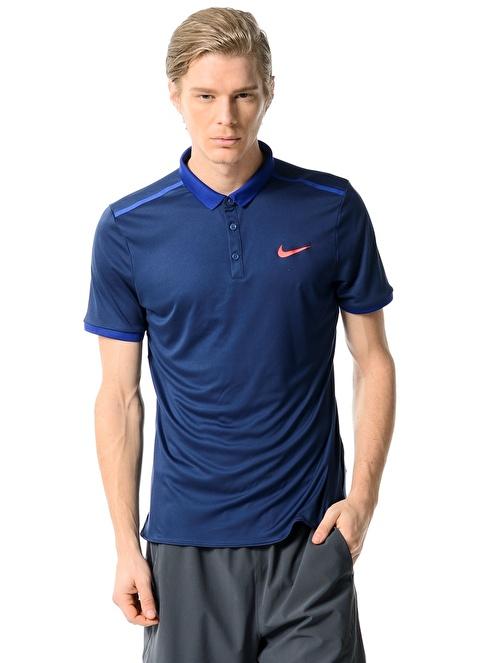 Nike Polo Yakalı Tişört Mavi
